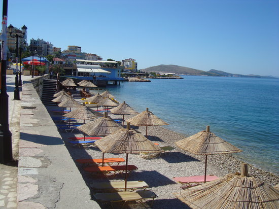 Sarande accommodation