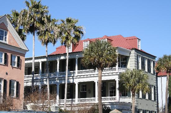 Single House Picture Of Charleston History Tours