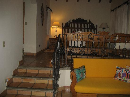 Rancho La Puerta Spa: average room