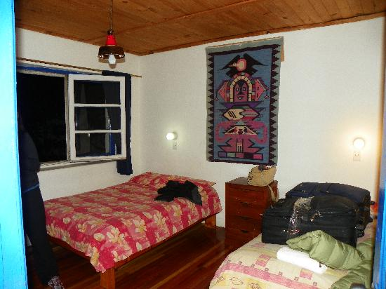 Casa Helbling: Our room