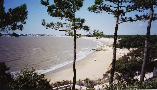 Royan, France: plage de Saint Georges de Didonne
