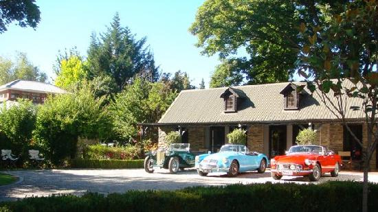 Crawfords: Recent guests arrived in a beautiful set of MG&#39;s