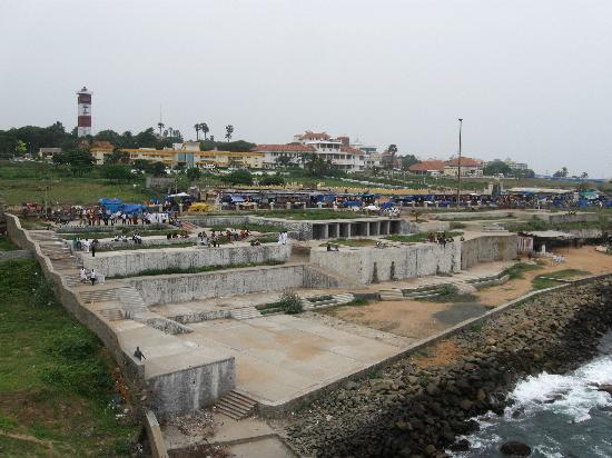 kanyakumari downview