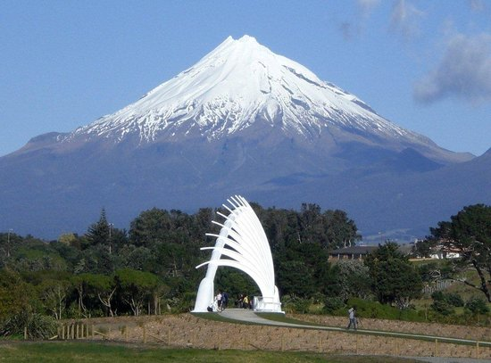 New Plymouth, Nueva Zelanda: Bridge