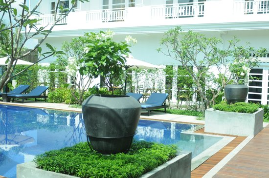 Frangipani Villa Hotel, Siem Reap