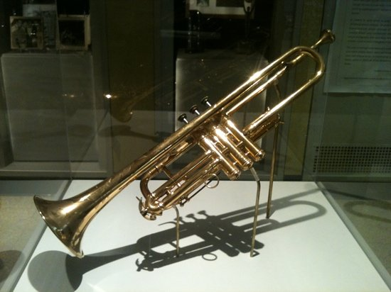 King Of Trumpet Players On Tour  Louis Armstrong