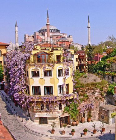 Photo of Empress Zoe Istanbul