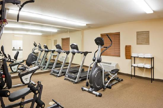 Candlewood Suites Montgomery: Fitness Center