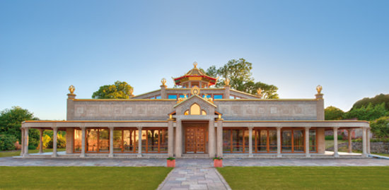 Ulverston, UK: Lake District Kadampa Buddhist Temple