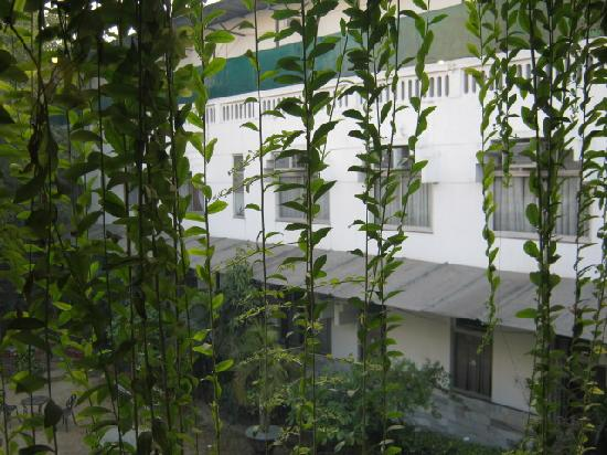 Hotel Deep Palace Lucknow India Hotel Deep Palace View From
