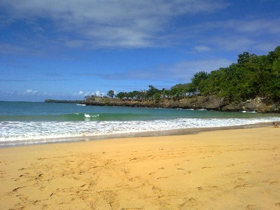Las Terrenas, Dominican Republic: beach