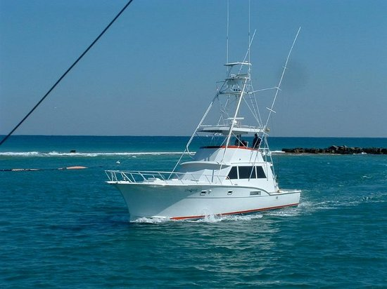 Things to do near lighthouse cove resort in pompano beach for Deerfield beach fishing charter