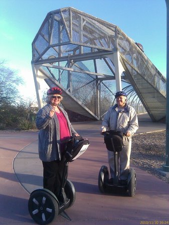 Roll With It! Segway Guided Tours