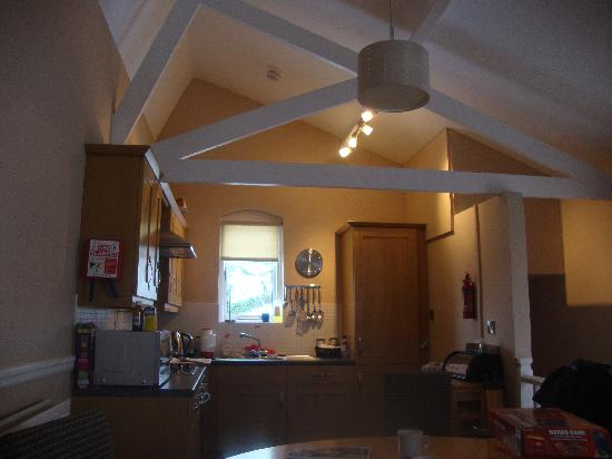 Kitchen Picture Of Woodford Bridge Country Club Holsworthy Tripadvisor