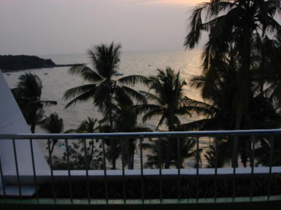 Royal Cliff Beach Terrace: view from my terrace