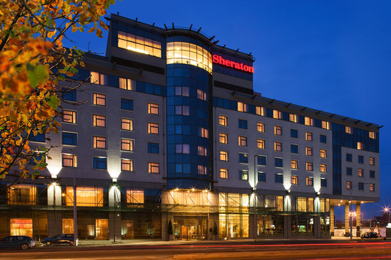Sheraton Poznan Hotel