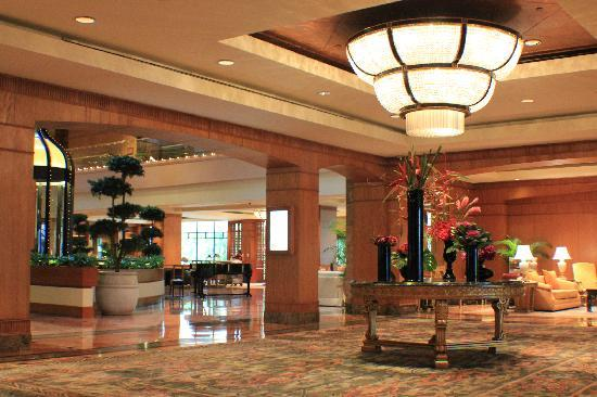Regent Singapore: lobby