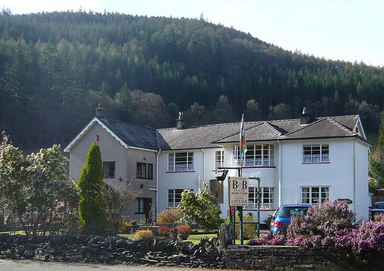 Betws-y-Coed, UK: Glenwood B&B