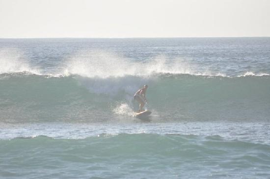 Cabo Inn Hotel: surfing, captured by Kanoelani