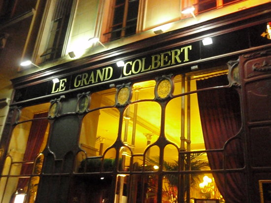Le grand for Restaurant cuisine francaise paris