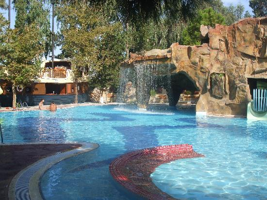 Tekirova, Türkei: This was the family oriented pool