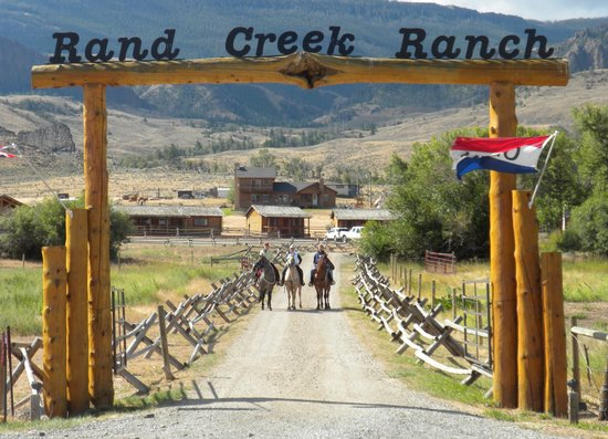 ‪Rand Creek Ranch‬