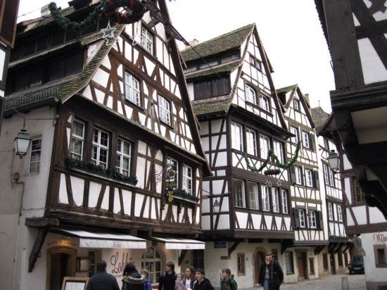 Houses in la petite france strasbourg picture of for K architecture strasbourg