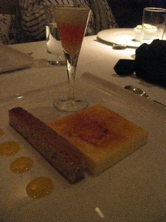 Hart's Hotel: 'Off the scale' Good Creme Brule Dessert