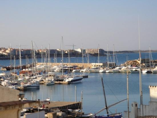 l&#39;escala Marina