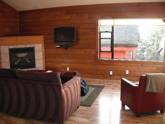 Cottages at Little River Cove: Cozy