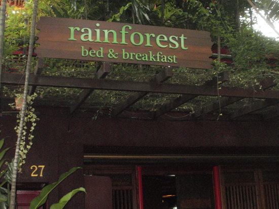 Rainforest Bed and Breakfast