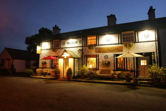 The Lion Inn Gwytherin