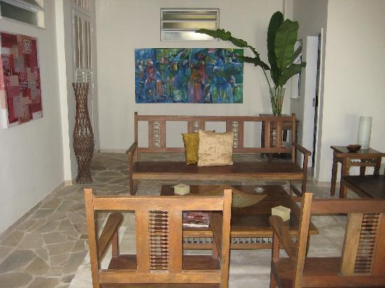 Casa Cool Beans B&B - Santa Teresa: salottino