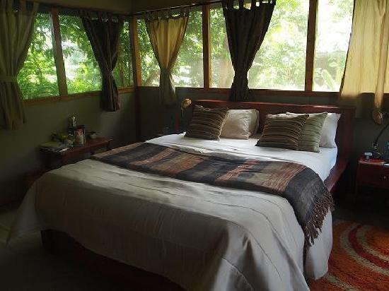 Meru National Park, : The private tent
