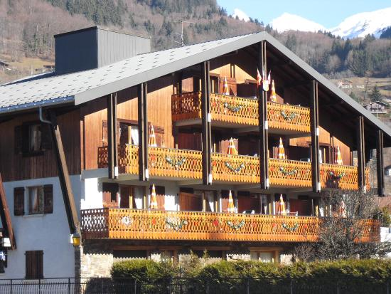 Photo of Hotel Neige Et Roc Samoëns
