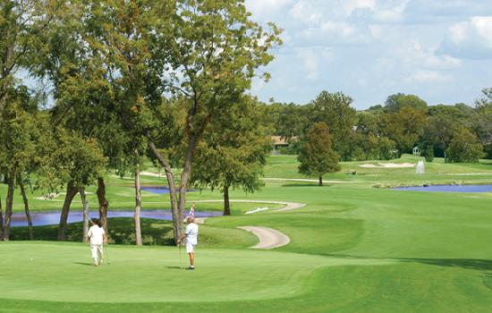Richardson, Техас: Sherrill Park Golf Course