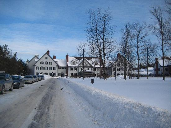 The Essex, Vermont's Culinary Resort & Spa: Winter at the Inn