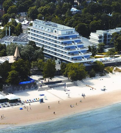 Спа-гостиница Baltic Beach Hotel