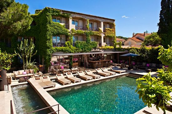 Photo of Hotel des Lices St-Tropez