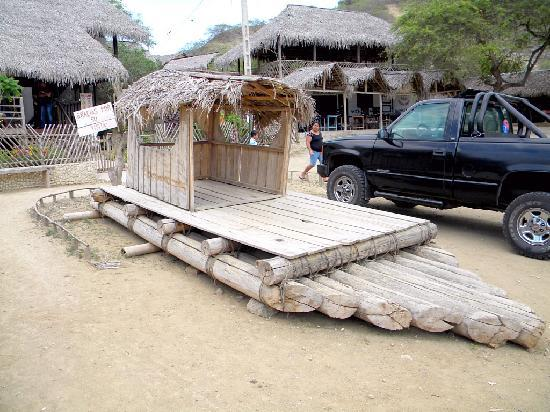 Machalilla National Park attractions