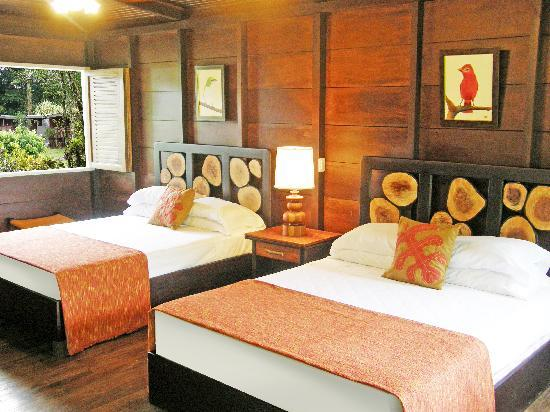 Chachagua Rainforest Hotel & Hacienda: Newly Remodeled Bungalow
