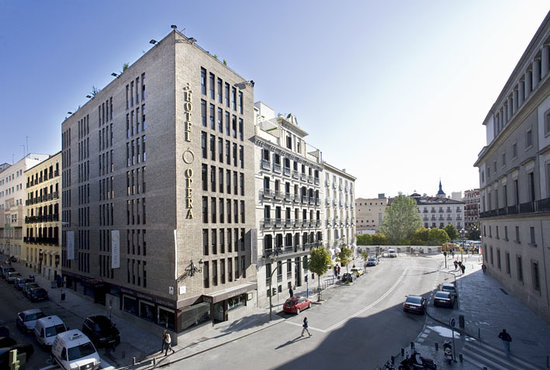 Photo of Hotel Opera Madrid
