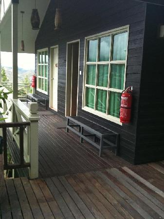 Mount Kinabalu Heritage Resort & Spa: Chalet #13 and #14