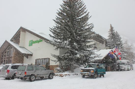 Holiday Inn - Apex Vail: Hotel