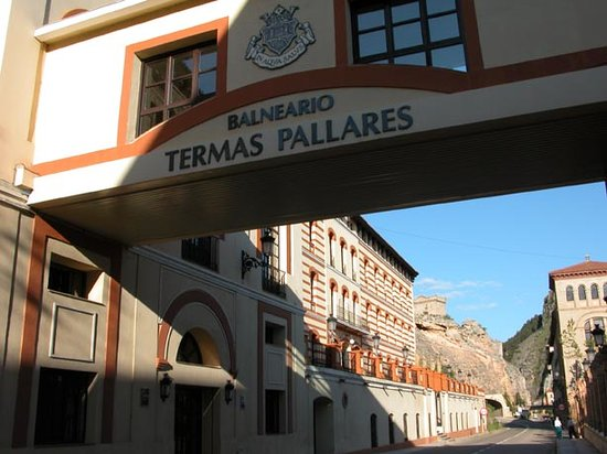 Balneario Termas Pallares - Hotel Termas 4*