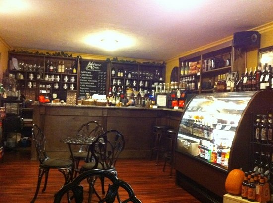 Vintage Paris Coffee And Wine Cafe Hollister Restaurant Reviews