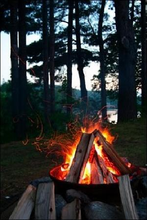 Pine Cliff Resort: Camping at Pine Cliff Resort