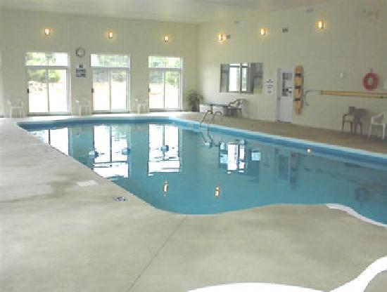 Combermere, Canada: Indoor Saltwater Pool