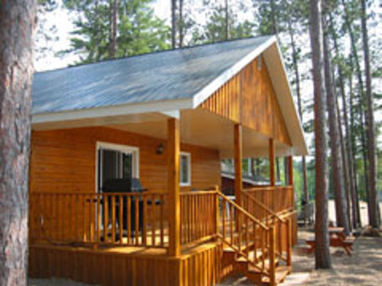 Pine Cliff Resort: Cottage #1A