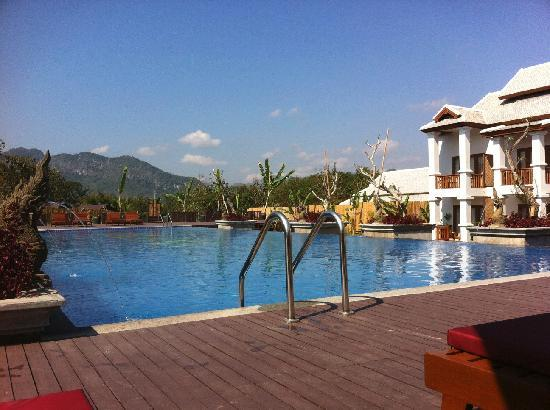 Swimming Pool Picture Of Le Palais Juliana Luang Prabang Tripadvisor
